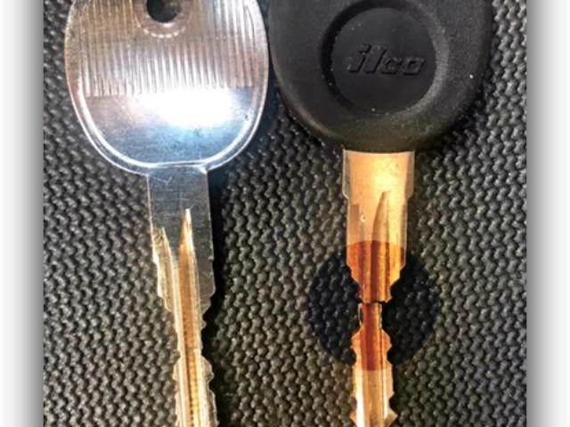 Broken Key Repair