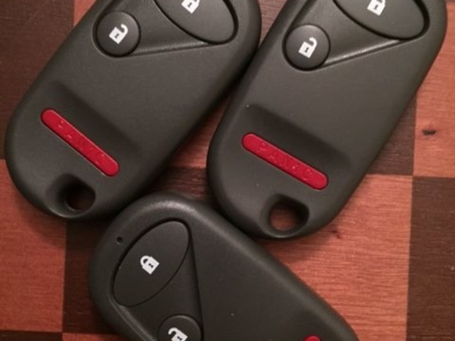 Honda Remote