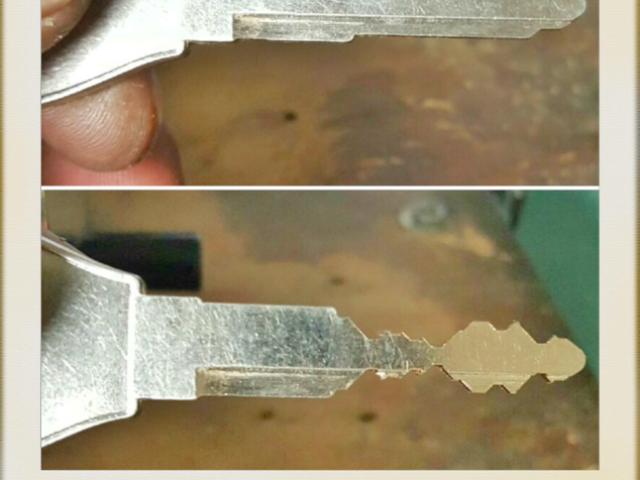 Key Cuts