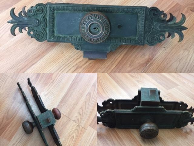 1800 Vintage Lock